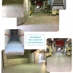 Football Ground Arena Floor Coating